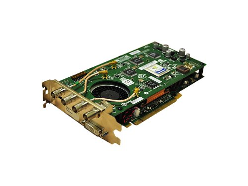 nVidia QUADRO FX4000 SDI 256MB GDDR3 VIDEO GRAPHICS CARD VCQFX4000SDI