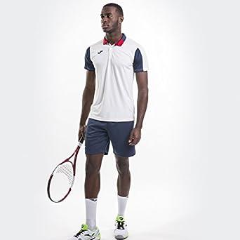 Joma 80 Polo Caballero de Tenis, Hombre: Amazon.es: Deportes y aire libre