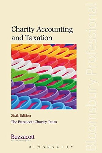 Charity Accounting and Taxation: Sixth Edition