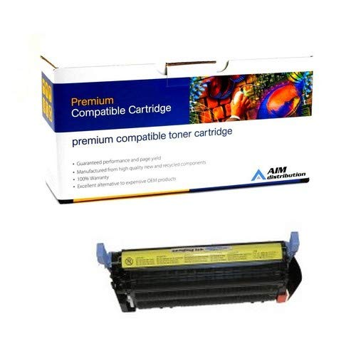 (AIM Compatible Replacement for PrintMaster TN7403 Yellow Toner Cartridge (10000 Page Yield) - Compatible to HP Q5952A - Generic)
