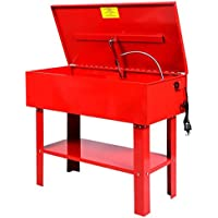 Goplus 40 Gallon Automotive Parts Washer Cleaner Electric...