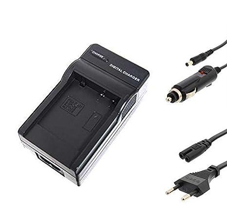 Cargador para Panasonic Lumix DMC-TZ22, DMC-TZ25, DMC-TZ30 ...