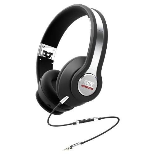 MTX Audio IX1 StreetAudio On Ear Acoustic Monitors, Black by MTX