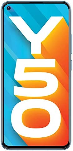 Vivo Y50 (Pearl White, 8GB RAM, 128GB Storage) Without Offer