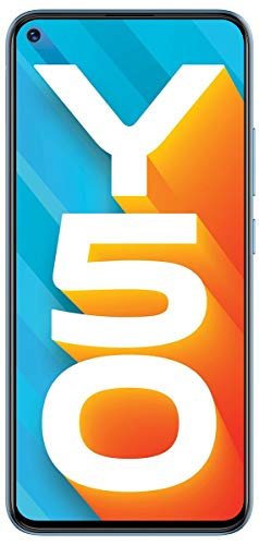 Vivo Y50 (Pearl White, 8GB RAM, 128GB Storage) with No Cost EMI/Additional Exchange Offers Discounts Junction