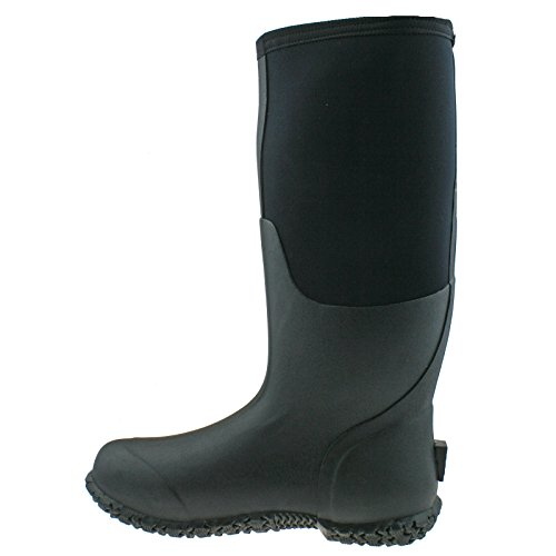 43 Warm Waterproof Tall Bogs 9 Boot eu uk Ladies Insulated 78449 Wellies Black Carver FAxw1