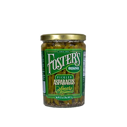 Asparagus Tall (Foster's Pickled Products Asparagus Original, 32 oz.  (Pack of 3))