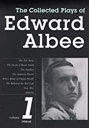 The Collected Plays of Edward Albee: Vol 1