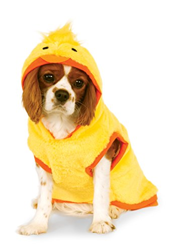[Ducky Hoodie for Pet, XX-Large] (Duck Costumes For Dog)