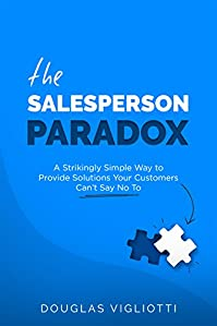 The Salesperson Paradox by Douglas Vigliotti ebook deal