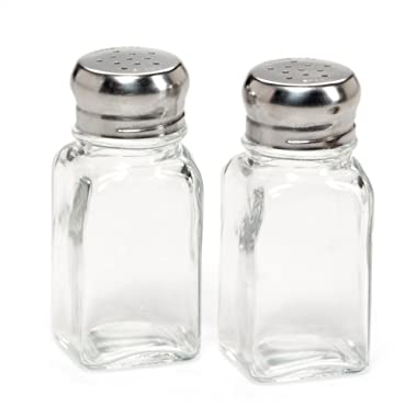 Farberware Classic Salt and Pepper Shaker (2-Ounce)