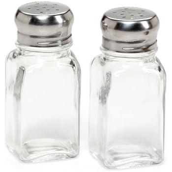 1 Oz Ounce Classic Tower Style Salt