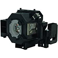 Lutema ELPLP42-P02 Epson ELPLP42 V13H010L42 Replacement DLP/LCD Cinema Projector Lamp with OSRAM Inside
