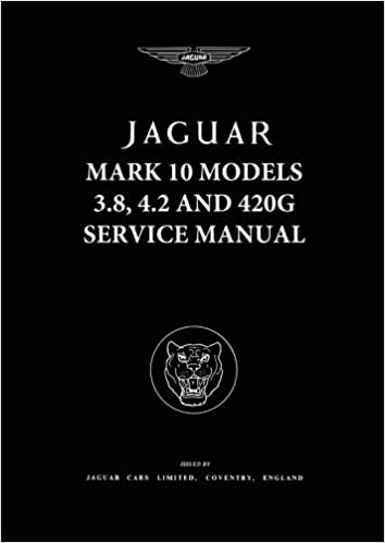 Jaguar 420g Wiring Diagram - Wiring Schematics on
