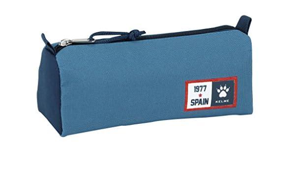 Kelme Estuche portatodo, Color Azul, 21 cm (SAFTA 811721742): Amazon.es: Juguetes y juegos
