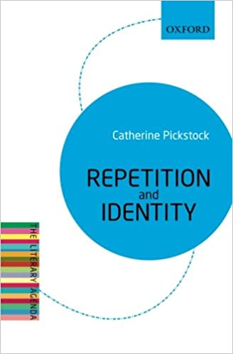 Amazon.com: Repetition and Identity: The Literary Agenda ...
