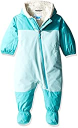 Columbia Baby Cute Factor Bunting, Spray, 3-6 Months