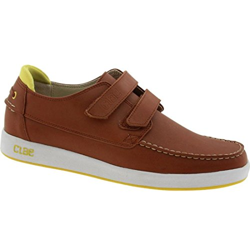 Clae Men's Cousteau (teak)-8.0
