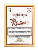 2014 Donruss The Rookies #50 Mookie Betts Boston
