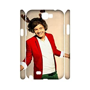 QSWHXN Harry Styles Customized Hard 3D Case For Samsung Galaxy Note 2 N7100
