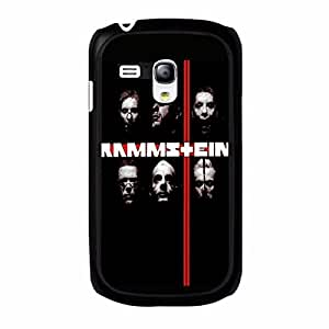 Durable Cool Rammstein Phone Case Cover For Samsung Galaxy S3 mini Rammstein Fashionable