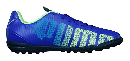Puma evoSPEED 5.3 TT Jr kids soccer shoes 103125 01 Lila