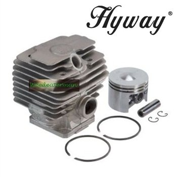 Hyway Stihl 028, AV, Super cylinder piston assembly 46mm