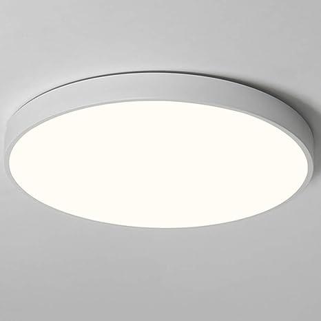 Luces de techo LED modernas minimalistas, luces de techo de ...