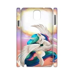 3D Samsung Galaxy Note 3 Case Celestia's Sun by Art, [White]