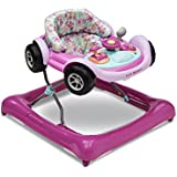 Delta Children Lil' Drive Baby Activity Walker, Pink