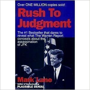Rush to Judgment