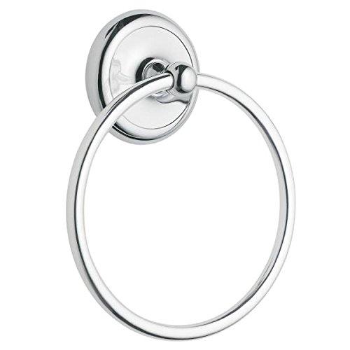 Moen BP5386CH Yorkshire Towel Ring, Chrome