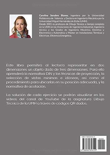 Ejercicios De Dibujo Técnico: Para: Ingenierías, Bachillerato, Formación Profesional…