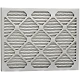 Eco-Aire P80S.012032 MERV 8 Pleated Air Filter, 20 x 32 x 1