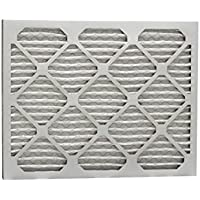 Eco-Aire P80S.012425 MERV 8 Pleated Air Filter, 24 x 25 x 1