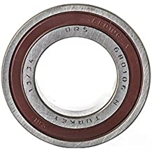 ORS 6000 2RS C3 Deep Groove Ball Bearing, Single Row, Double Sealed, Steel Cage, C3 Clearance, ABEC 1 Precision, 10mm Bore, 26mm OD, 8mm Width