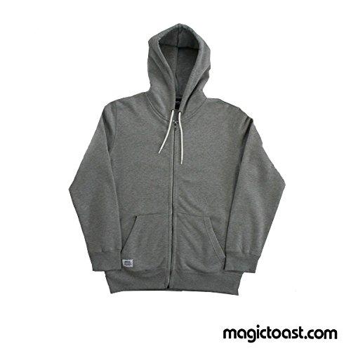 Cremallera sudadera con capucha WESC Raffe gris Melange Gris gris Talla:mediano: Amazon.es: Deportes y aire libre