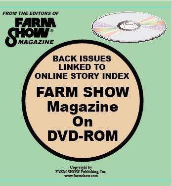 (Farm Show Magazine on Dvd-rom)
