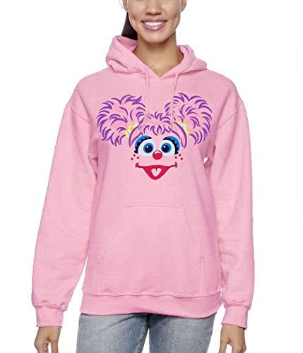 Sesame Street Abby Cadabby Adult Hoodie-X-Large -