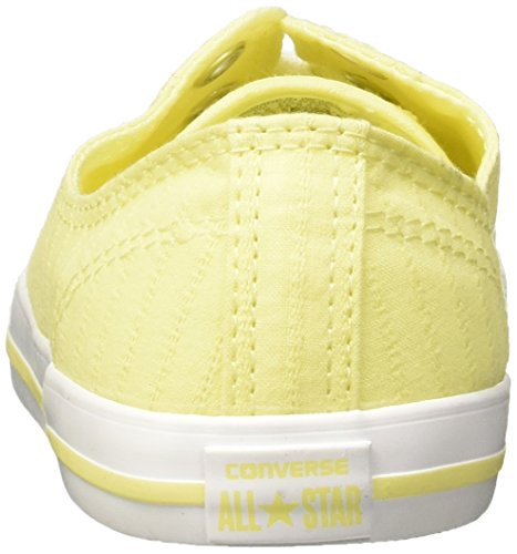 Tenis Mujer para Amarillo Converse 555890C 45w6aqqnTv