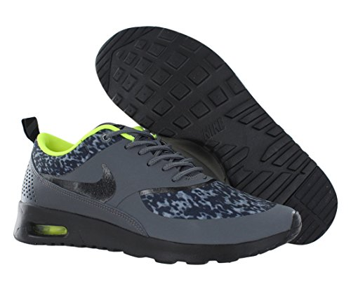 Nike Air Max Wmn Thea Stampa Grigio Scuro (599408-006) Grigio