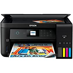 Amazon.com: Epson Expression ET-2750 EcoTank - Impresora ...