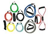Wacces 16 Pc Resistance Bands For P90X Or Any Fitness Program Review