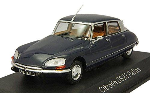 1/43 シエトロン DS23 Pallas 1973(オリエントブルー) 157059