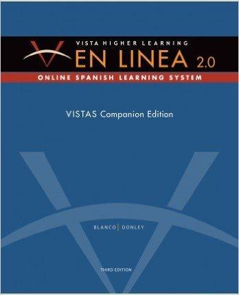En Linea 2.0 Online Spanish Learning System