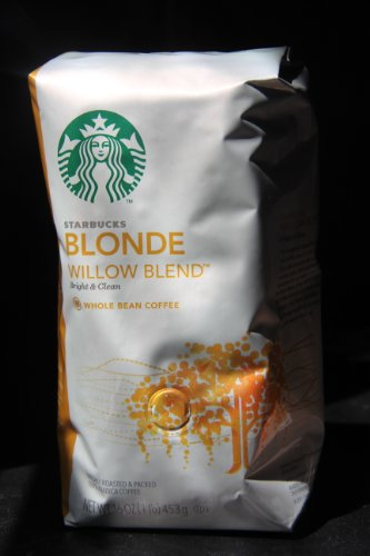 Starbucks Willow Blendx2122; All things considered Bean Coffee (1lb)