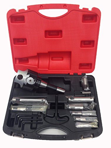 HHIP 3800-5940 R8 3 Inch Head Boring Tool Set by HHIP