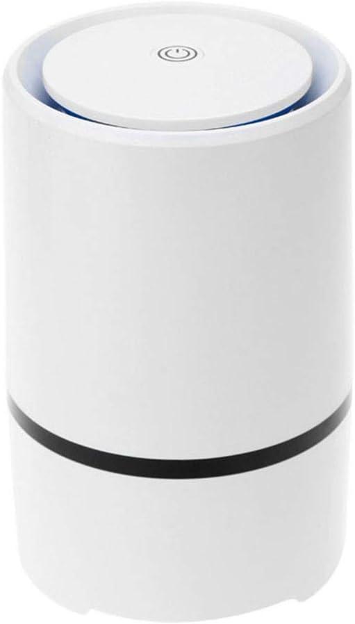 Ningz0l Purificador de Aire Mini USB Aroma Difusor Desodorante ...
