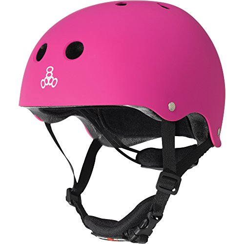 Cheapest Prices! Triple Eight Lil 8 Certified Helmet