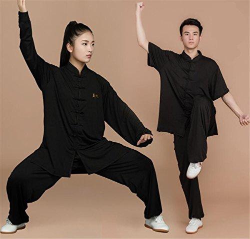 Amazon com : BCSY Unisex Milk Silk Fabric Kung Fu Tai Chi